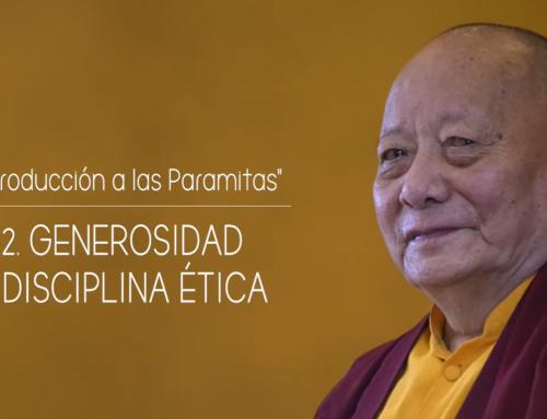 Enseñanzas especiales 2/3 con Khenpo Karthar Rinpoché