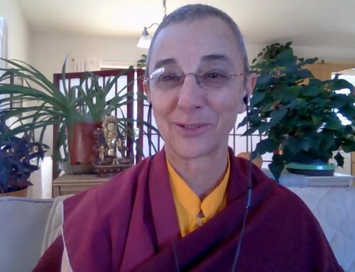 La meditación como herramienta de liberación por Thubten Saldon